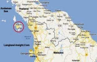 Langkawi location map