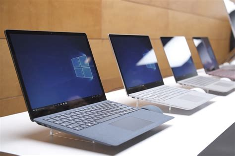 Microsoft Surface Laptop on surface laptop is microsoft s macbook air pcworld