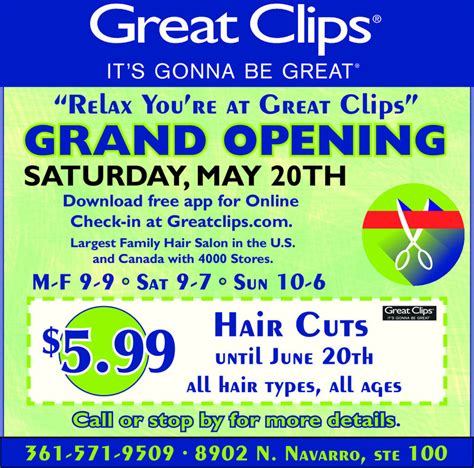 when does that 5 99 haircut sale at great clips end and greatclips com 5 99 haircut haircuts models ideas