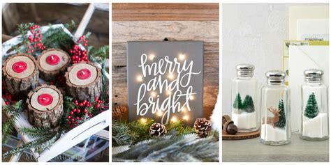 35 diy homemade christmas decorations christmas decor