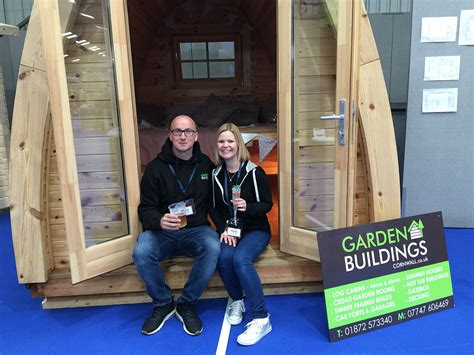 cornwall home improvement show 2017 garden buildings