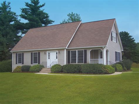 cod homes the cape cod style modular a rustic american classic