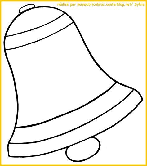 Cloche De P 226 Ques 224 Colorier Image De Cloche De Paque A Colorier