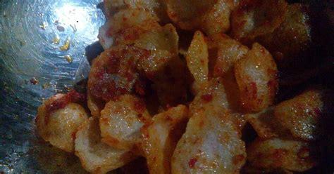 kerupuk ubi jalar  resep cookpad