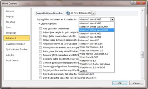 microsoft word file format compatibility redirecting to how to formatting glitch affects ms word