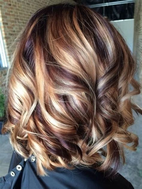 highlights of hairstyles medium haircuts and highlights intended for your house
