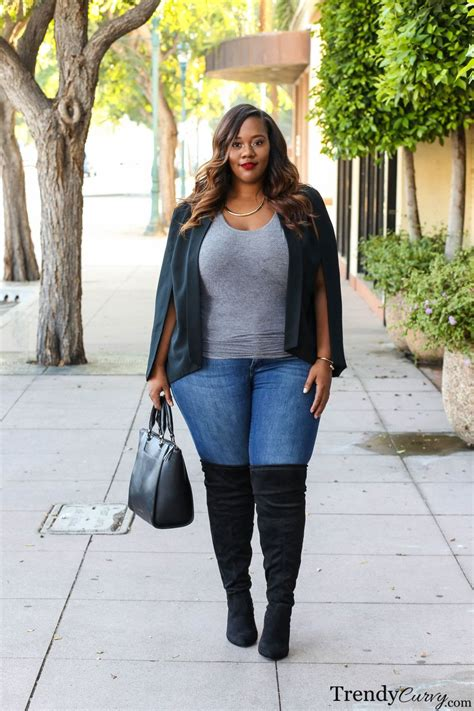boats plus over the knee curvy girls pinterest knee boot fall