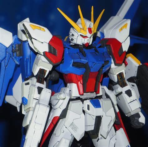Gundam Rg 1 144 Build Strike Package Bandai rg 1 144 build strike gundam package on display gunpla expo 2016 japan