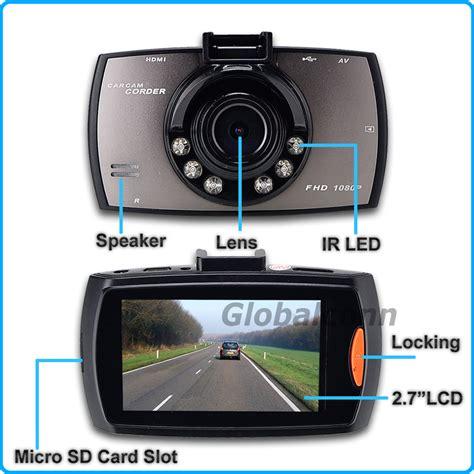 Car Camcorder 2 7 1080p 2 7 quot g30 dvr car recorder 1080p hd camcorder