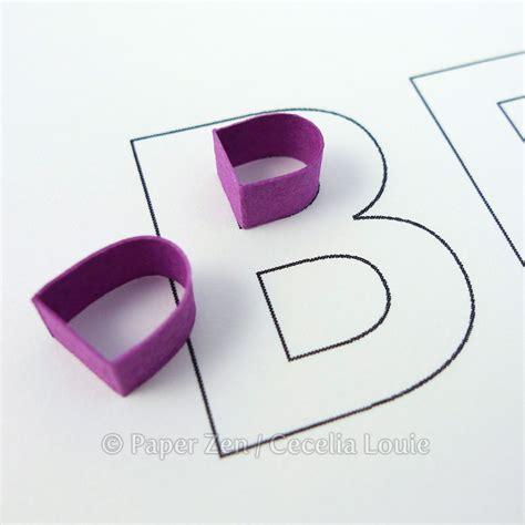 kerzenhalter 8 buchstaben paper zen quilling letters 101 part 2 tracing letters