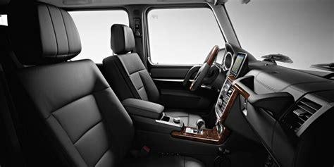 mercedes jeep matte black inside g class suv mercedes
