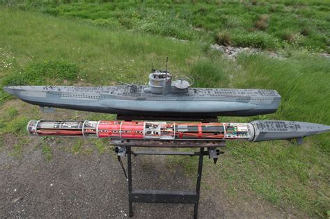 model u boats rc u boot werft rc modell u boote galerie rc uboot modell