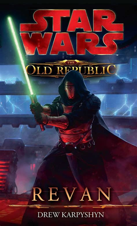 Revan Wars The Republic gastrezension the republic revan drew karpyshyn