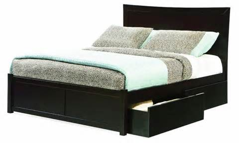 Platform Bed Frame With Drawers Diy Wood Design Platform Bed Woodworking Plans And Projects