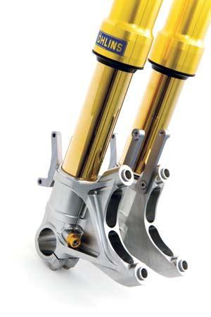 Shock Mio Merk Ohlins ducati front fork new motorcycles