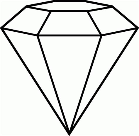 diamond pattern code in c diamond shape coloring page coloring home