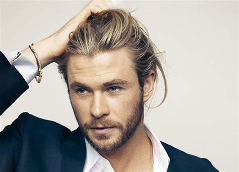 2015 hairstyles for men impian wedding trends 2015 the humble man bun could be causing premature balding