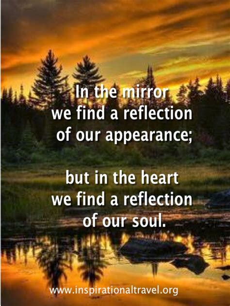 reflections in the mirror the books quotes about self reflection