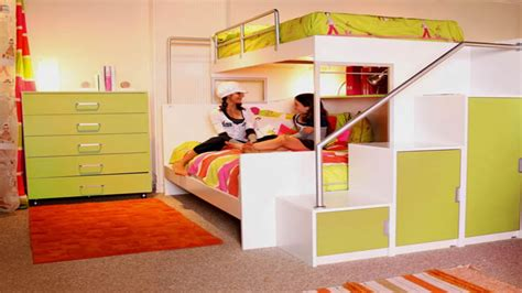 delightful Cool Beds For Teenage Girl #1: cool-teen-girl-bunk-beds-simple-teen-girls-8de98f86826ed68f.jpg