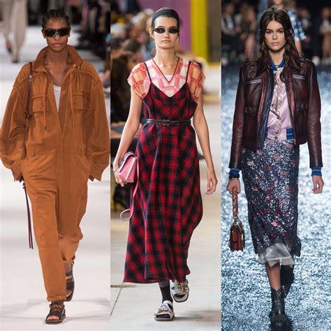 biggest trends of spring 2018 fashion magazine spring 2018 fashion trends popsugar fashion