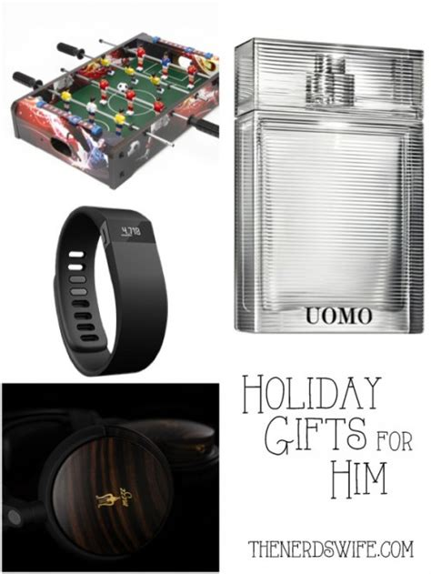 christmas gift ideas for him the nerd s wife