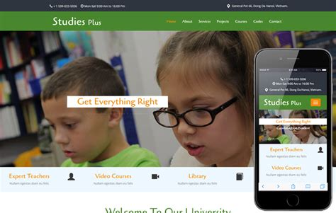 templates for college website in asp net kids kite web and mobile template for free by w3layouts