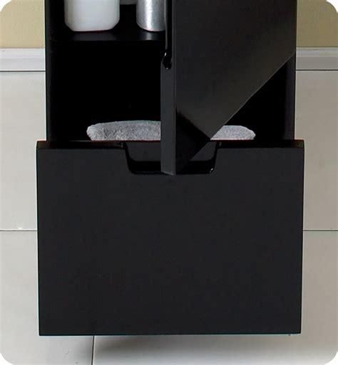 espresso mirror bathroom 17 fresca brilliante fvn6117es espresso modern bathroom