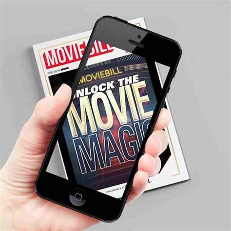 augmented reality mobile apps regal brings augmented reality mobile app for fans
