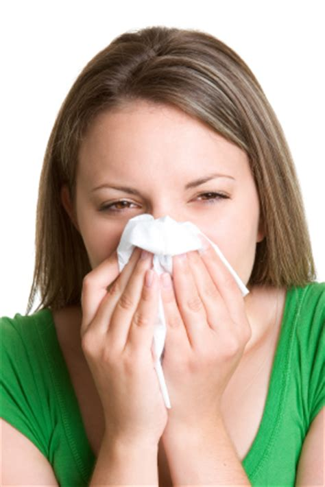 runny nose why your nose gets runny when it is cold