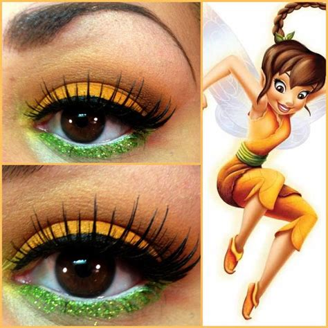 makeup tutorial tinkerbell tinkerbell makeup ideas mugeek vidalondon