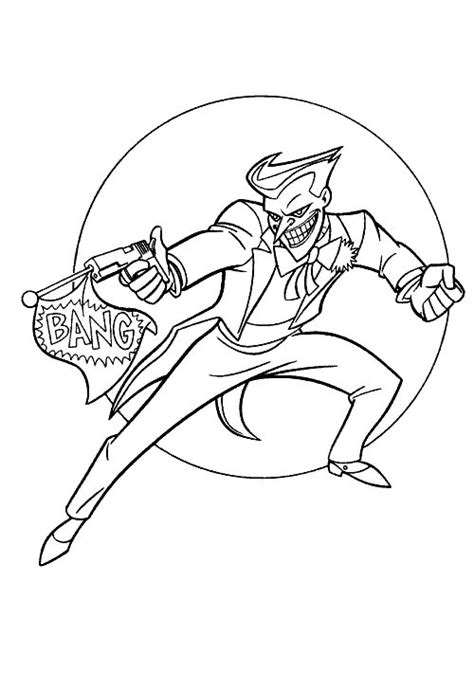 printable coloring pages joker joker coloring pages best coloring pages for kids