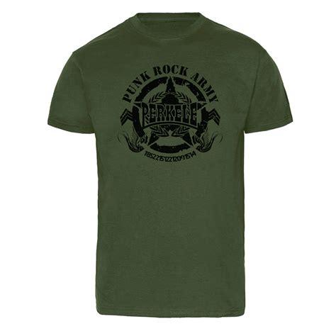 Tshirt Army Sturm perkele quot rock army quot tshirt oliv order spirit of the streets