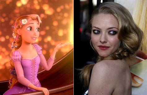 amanda seyfried tangled dream casting disney princesses from pocohantas to rapunzel