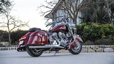 2016 Indian Springfield In Australian Dealerships This