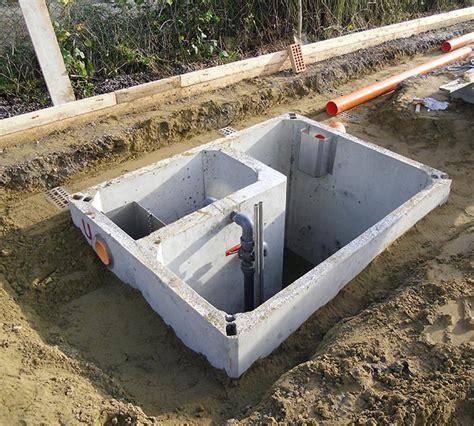 vasche imhoff in cemento depurazione acque vasche e trattamento acque reflue