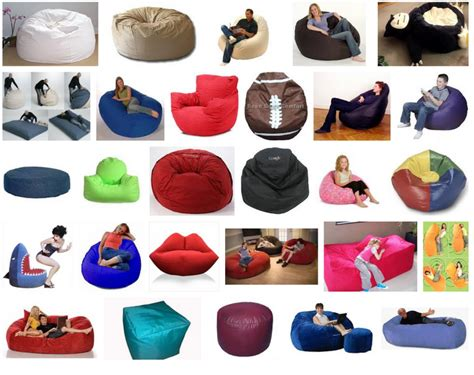 Types Of Bean Bag Chairs by Bean Bag Furniture Is Back Home Of Khalifah