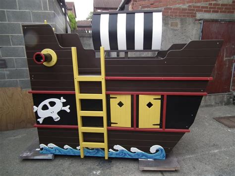 Pirate Ship Bunk Bed 17 Best Images About Children S Furniture On Tractor Bed Childrens Cabin Beds And