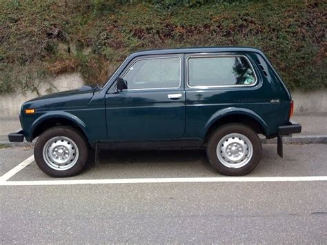 Buy A Lada The Driving Philosopher Lada Niva A Classic Car You Can