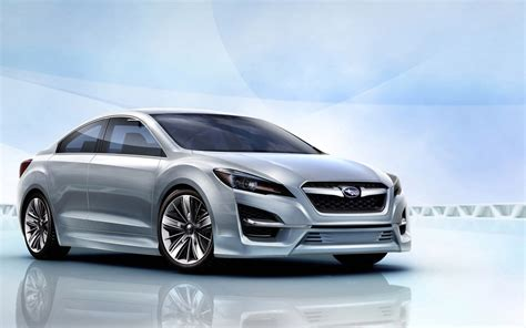 subaru concept cars subaru impreza concept car wallpaper hd car wallpapers