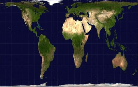 map world real size the world compared to what