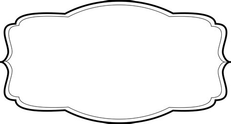 label blank templates blank vintage label templates transparent pictures to pin
