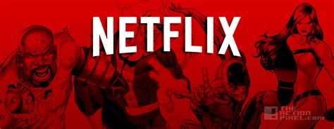 netflix marvel netflix prepares to host a host of marvel series the