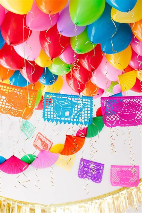 themes for photo projects kara s party ideas a diy balloon fiesta for cinco de mayo