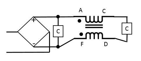 common mode choke psim j k audio design 2 coil choke