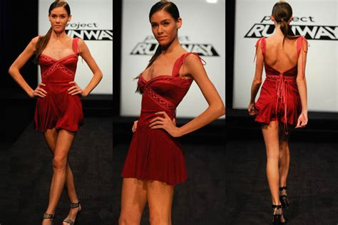 Project Runway And Running by Project Runway Week 5 Run For Cover Threads