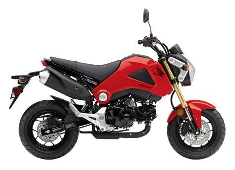2014 Honda MSX125 Monkey Bike Coming to US as Honda Grom