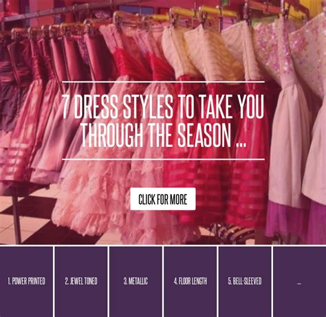Fashion Dislike Alert Harem Begone by 7 Dress Styles To Take You Through The Season Fashion