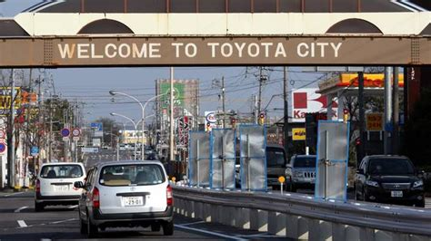 Cities Toyota Toyota City How It Became Japan S Detroit The Globe And