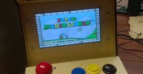 build your own arcade cabinet with raspberry pi build your own mini arcade cabinet with raspberry pi