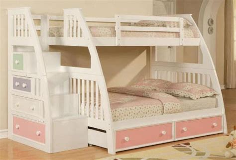 Bunk Bed Plans Twin Over Full With Stairs Plans Diy Free Plans For Building Bunk Beds